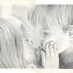 <b>Le baiser (1)</b> <br />